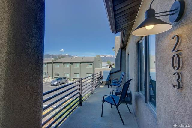 623 Cedar Lane #203, Buena Vista, CO 81211 (#9337744) :: Colorado Home Finder Realty