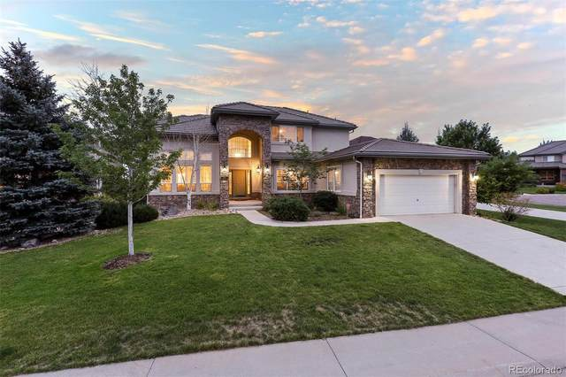 5974 Topaz Vista Place, Castle Pines, CO 80108 (MLS #9337874) :: Clare Day with Keller Williams Advantage Realty LLC