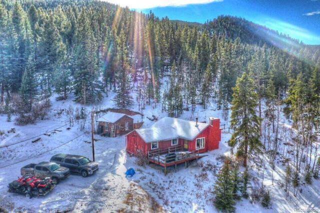 45954 Us Highway 285, Grant, CO 80448 (#9338098) :: The Dixon Group