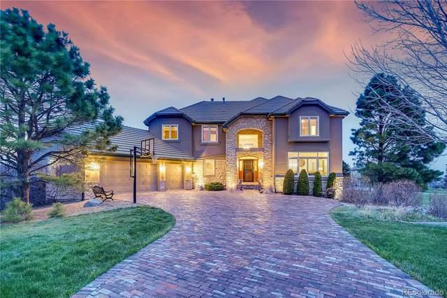 1255 Diamond Ridge Circle, Castle Rock, CO 80108 (MLS #9338184) :: 8z Real Estate