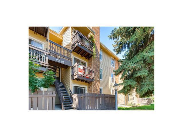 7881 Allison Way #202, Arvada, CO 80005 (MLS #9338555) :: 8z Real Estate