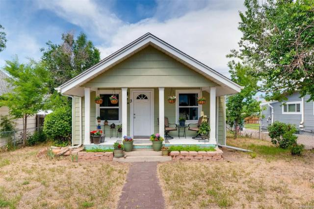 3 S Cantril Street, Castle Rock, CO 80104 (#9338608) :: The HomeSmiths Team - Keller Williams