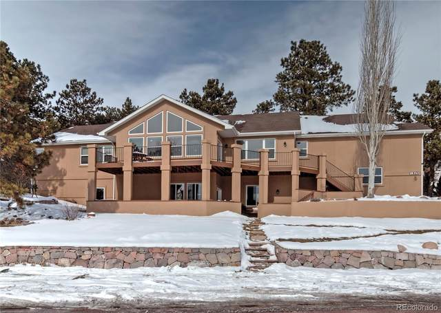 18310 Augusta Drive, Monument, CO 80132 (MLS #9338623) :: Bliss Realty Group