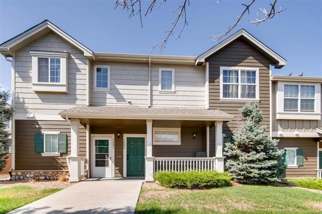 14700 E 104th Avenue #1802, Commerce City, CO 80022 (#9339394) :: The HomeSmiths Team - Keller Williams
