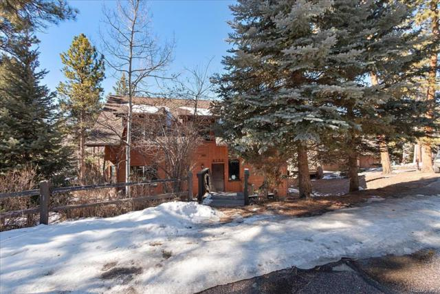 4152 Timbervale Drive, Evergreen, CO 80439 (#9339410) :: The Heyl Group at Keller Williams