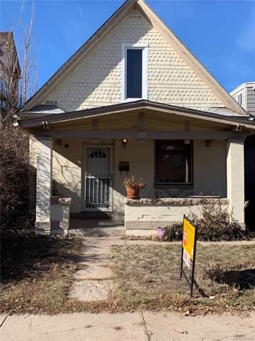 1187 S Clarkson Street, Denver, CO 80210 (MLS #9339584) :: Colorado Real Estate : The Space Agency