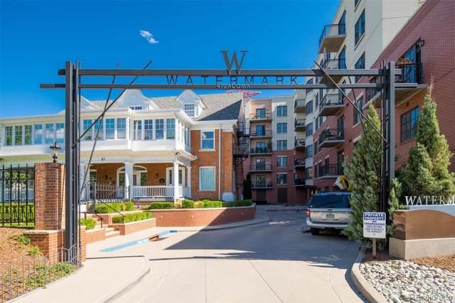 410 Acoma Street #518, Denver, CO 80204 (#9339610) :: The HomeSmiths Team - Keller Williams