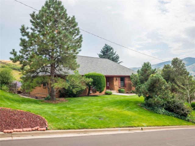209 Lookout View Drive, Golden, CO 80401 (#9339672) :: The HomeSmiths Team - Keller Williams