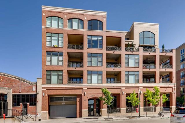2210 Blake Street #307, Denver, CO 80205 (#9340178) :: The DeGrood Team