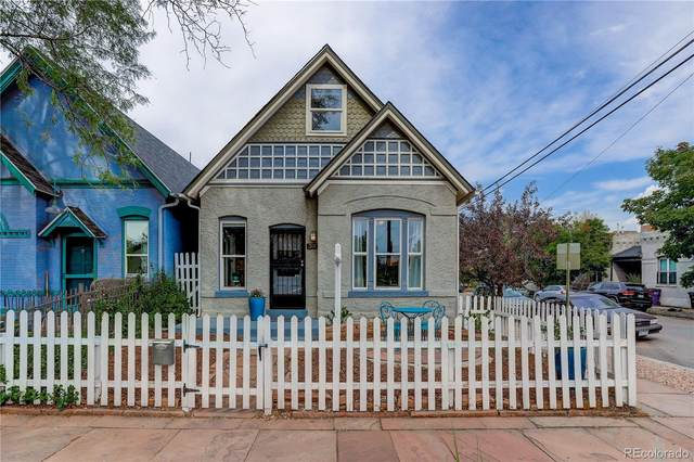 301 W 5th Avenue, Denver, CO 80204 (MLS #9340222) :: 8z Real Estate