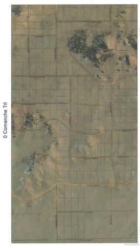 0 Comanche Trail, Hartsel, CO 80449 (#9340302) :: The DeGrood Team