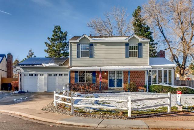 10095 W Arbor Place, Littleton, CO 80127 (#9340702) :: The HomeSmiths Team - Keller Williams
