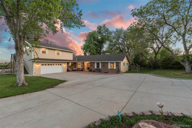 15632 W 76th Drive, Arvada, CO 80007 (#9340923) :: James Crocker Team