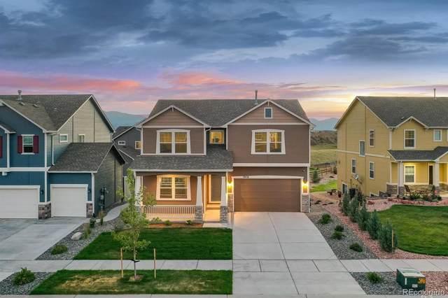 8416 Mayfly Drive, Colorado Springs, CO 80924 (MLS #9341185) :: 8z Real Estate