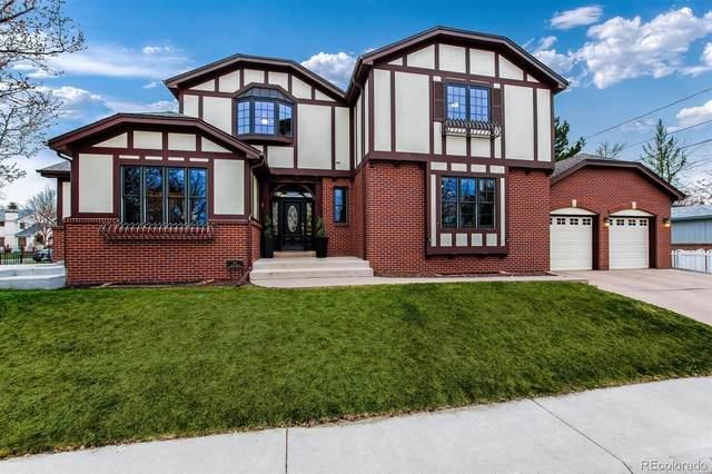 747 Jasmine Street, Denver, CO 80220 (#9341699) :: Wisdom Real Estate