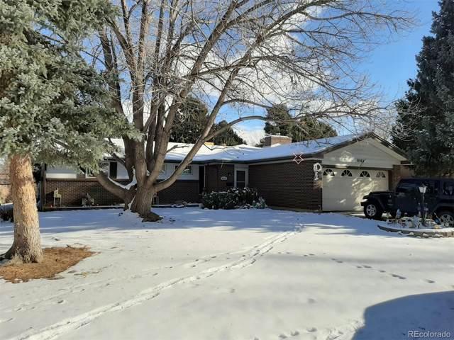 6012 S Adams Drive, Centennial, CO 80121 (#9341761) :: HomeSmart