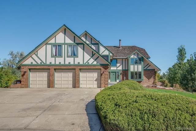 7738 W Ken Caryl Place, Littleton, CO 80128 (MLS #9341774) :: 8z Real Estate