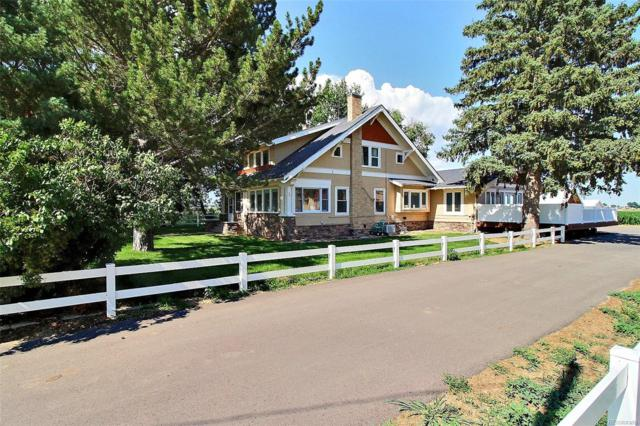 31386 County Road 51, Greeley, CO 80631 (#9341871) :: The DeGrood Team