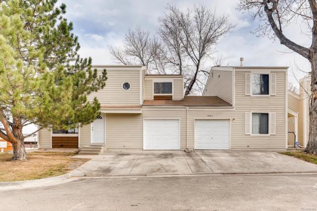 16090 E Radcliff Place B, Aurora, CO 80015 (#9342076) :: Hometrackr Denver