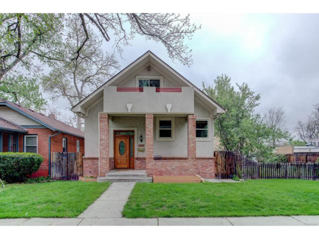 1629 S Ogden Street, Denver, CO 80210 (MLS #9342401) :: 8z Real Estate