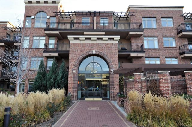 2700 E Cherry Creek South Drive #220, Denver, CO 80209 (#9342881) :: The Healey Group