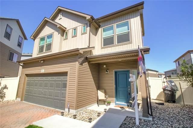 19193 E 54th Place, Denver, CO 80249 (#9342958) :: Peak Properties Group