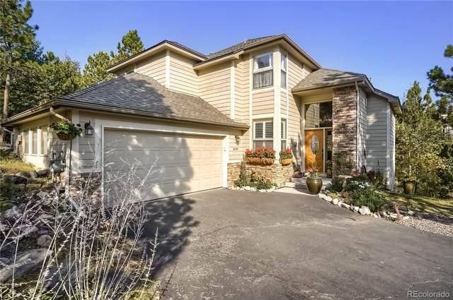 3689 Heatherwood Way, Evergreen, CO 80439 (#9343180) :: Berkshire Hathaway Elevated Living Real Estate