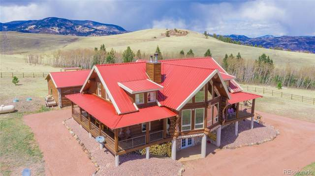 1631 S T Bar Trail, Canon City, CO 81212 (MLS #9343354) :: 8z Real Estate