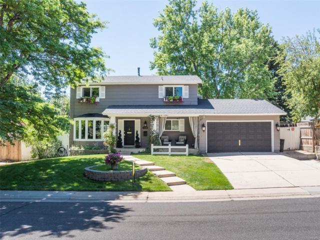 11954 W 61st Avenue, Arvada, CO 80004 (MLS #9343462) :: 8z Real Estate