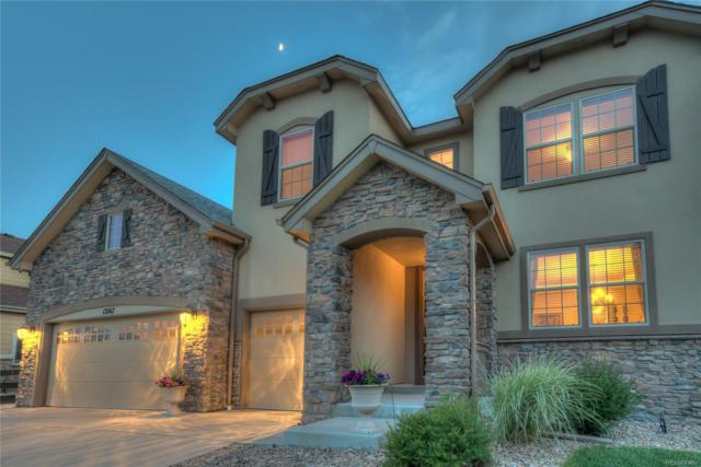 12167 S Meander Way, Parker, CO 80138 (#9343668) :: The Heyl Group at Keller Williams