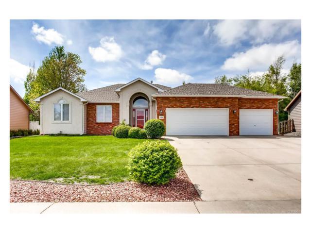 1212 N 4th Street, Johnstown, CO 80534 (MLS #9344025) :: 8z Real Estate