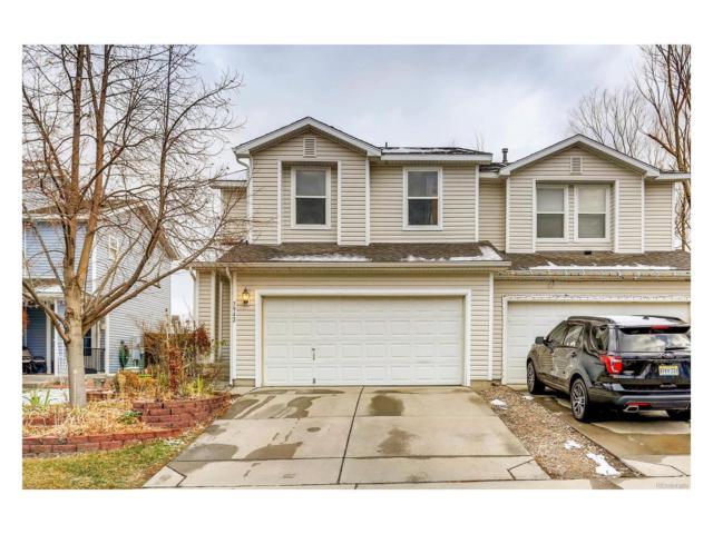7942 S Kalispell Way, Englewood, CO 80112 (#9344277) :: The Peak Properties Group