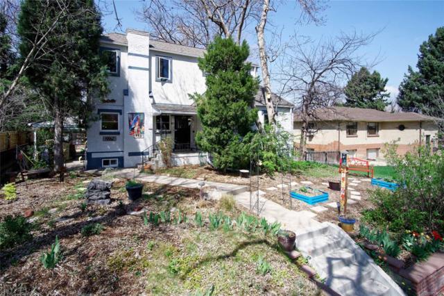 2275 Fairfax Street, Denver, CO 80207 (#9344391) :: Venterra Real Estate LLC
