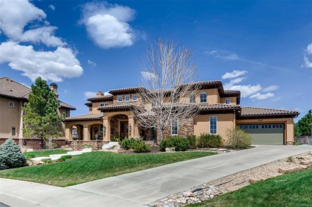 9644 Silent Hills Lane, Lone Tree, CO 80124 (#9344564) :: The HomeSmiths Team - Keller Williams