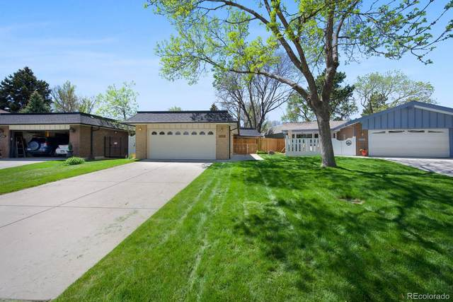 7268 W Cedar Circle, Lakewood, CO 80226 (#9344637) :: Wisdom Real Estate