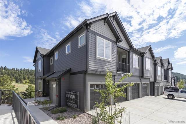 31161 Black Eagle Drive #303, Evergreen, CO 80439 (#9345187) :: The Griffith Home Team