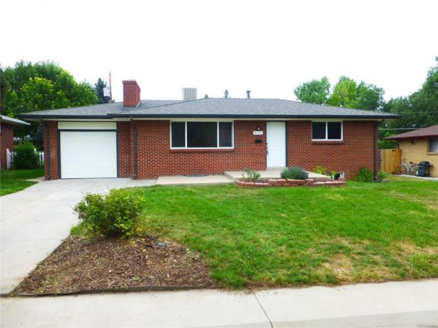 8446 Pratt Street, Westminster, CO 80031 (MLS #9345246) :: 8z Real Estate