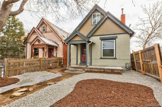 3312 W 38th Avenue, Denver, CO 80211 (MLS #9345418) :: Wheelhouse Realty