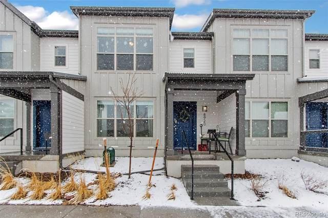 8920 E 58th Avenue, Denver, CO 80238 (MLS #9345756) :: The Sam Biller Home Team