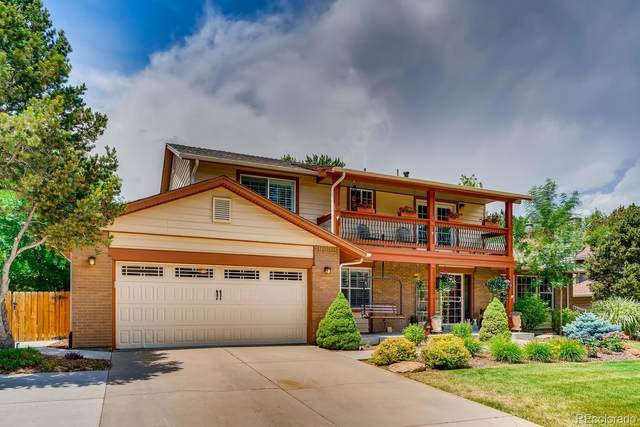 8129 S Madison Way, Centennial, CO 80122 (#9346066) :: Bring Home Denver with Keller Williams Downtown Realty LLC
