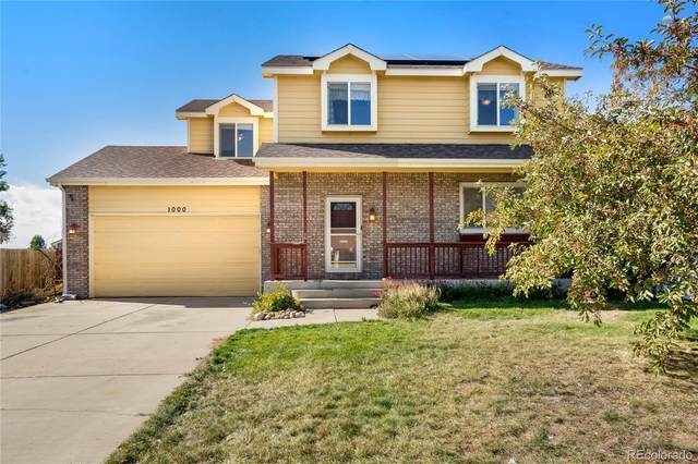 1000 Canyon Drive, Windsor, CO 80550 (#9346119) :: Sultan Newman Group