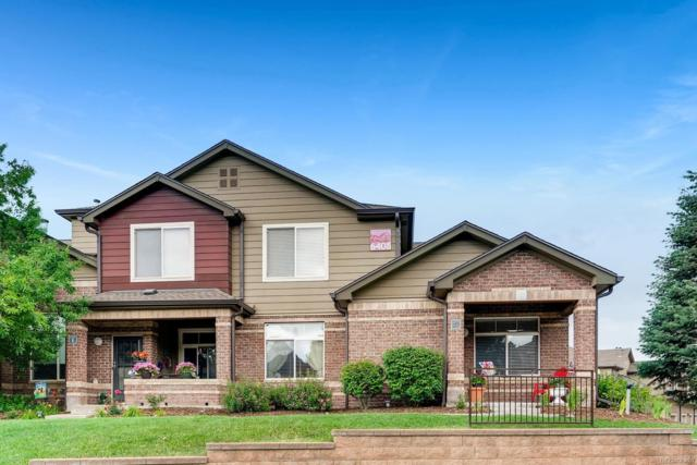 6408 Silver Mesa Drive F, Highlands Ranch, CO 80130 (#9346432) :: The HomeSmiths Team - Keller Williams