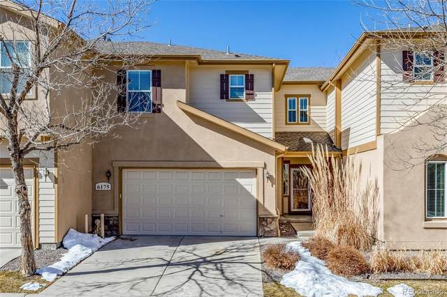 6175 S Oswego Street, Greenwood Village, CO 80111 (#9346567) :: The Dixon Group