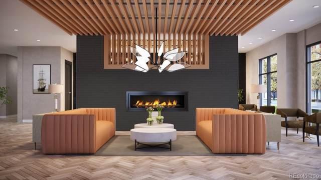 119 S Harrison Street #110, Denver, CO 80209 (MLS #9346656) :: Kittle Real Estate