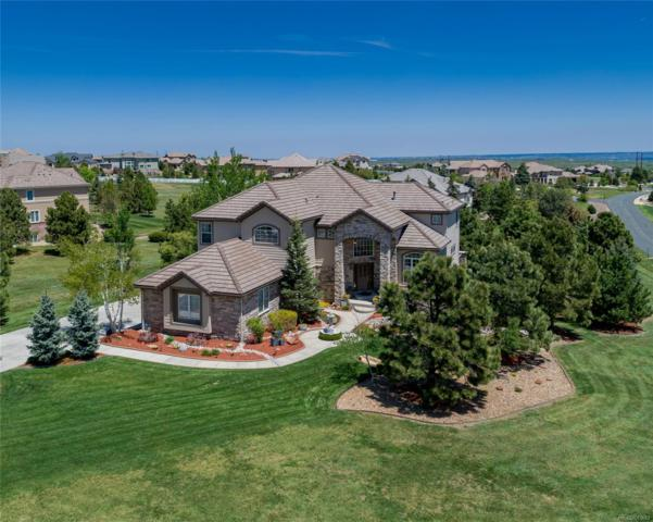 609 Sapphire Drive, Castle Rock, CO 80108 (#9347000) :: Bring Home Denver with Keller Williams Downtown Realty LLC