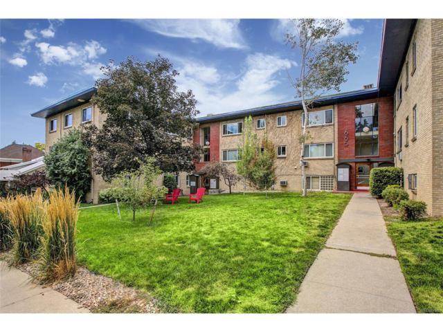 665 Washington Street 7C, Denver, CO 80203 (#9347574) :: The Peak Properties Group