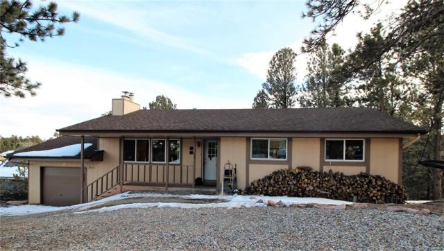 98 Illini Drive, Woodland Park, CO 80863 (#9348050) :: Bring Home Denver