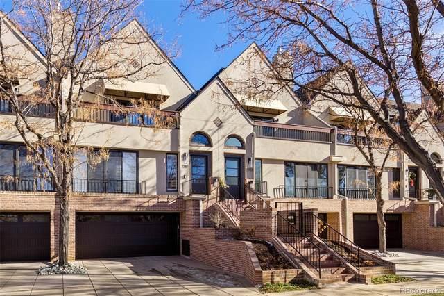 274 Adams Street, Denver, CO 80206 (MLS #9348490) :: The Sam Biller Home Team