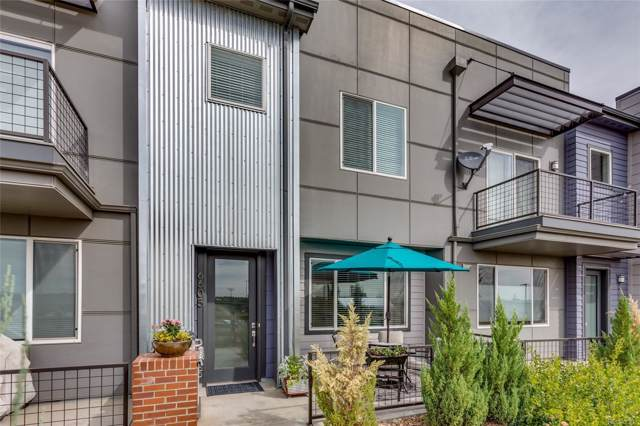 6605 Morrison Drive, Denver, CO 80221 (MLS #9348531) :: 8z Real Estate