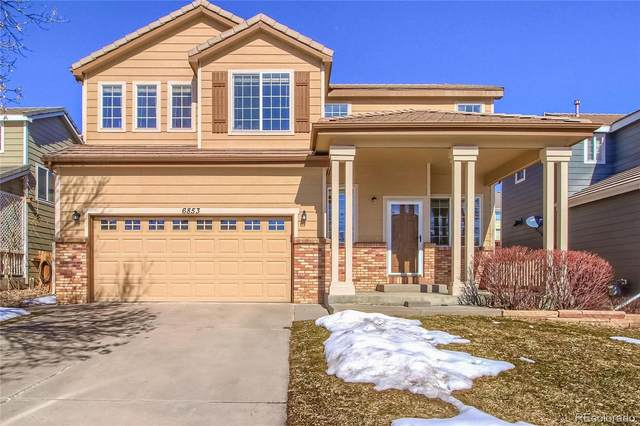 6853 W Rockland Place, Littleton, CO 80128 (#9348727) :: The Peak Properties Group